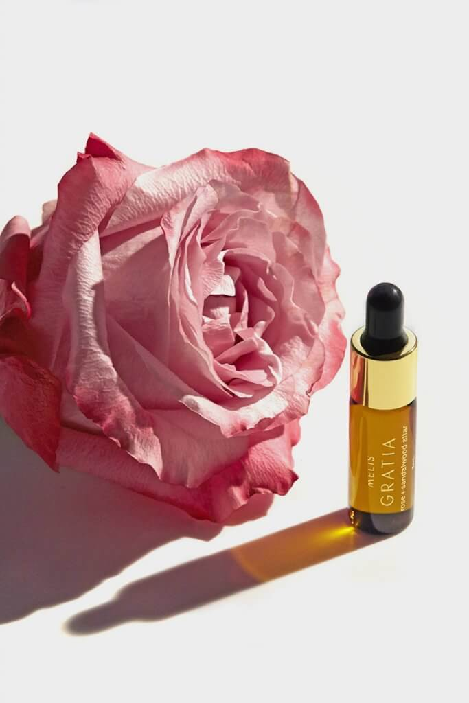 Gratia MELIS 100% pure essential oil concentrate attar