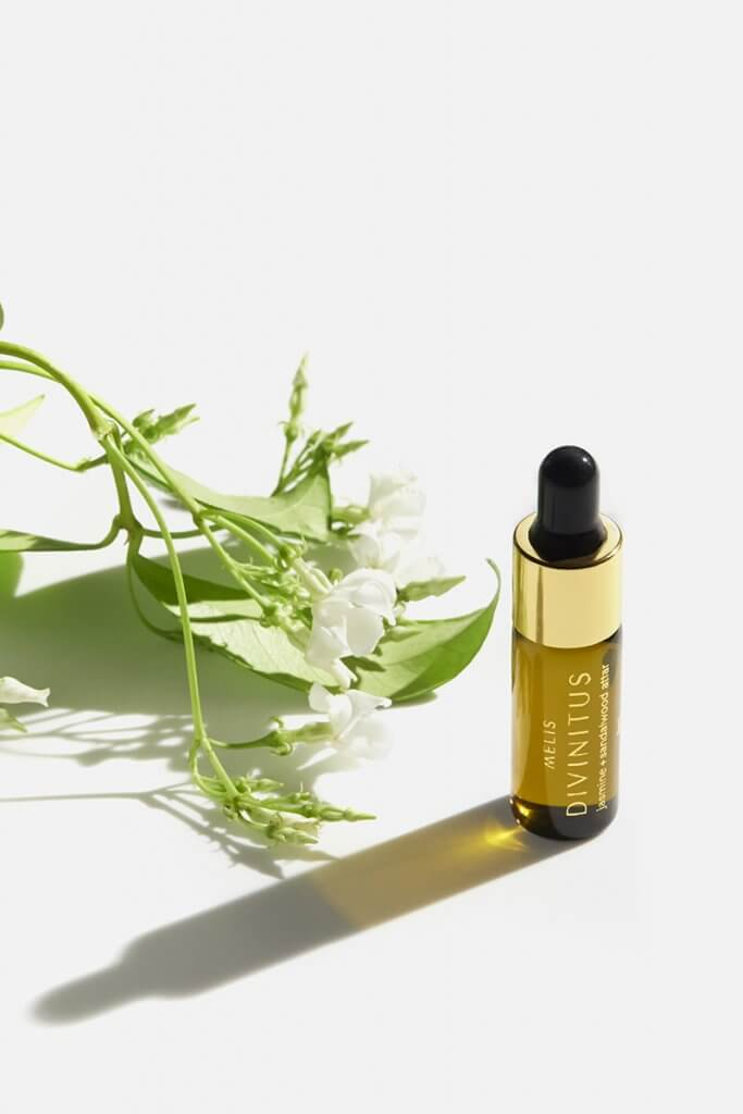 Divinitus MELIS 100% essential oil concentrate attar