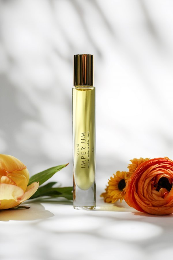Imperium MELIS 100% natural perfume with flowers